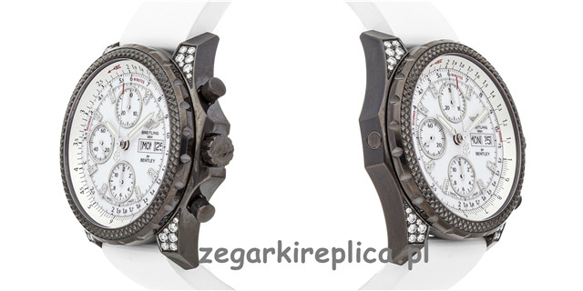 Hublot Classic Fusion Skull Full Diamond Limited Replika Zegarka